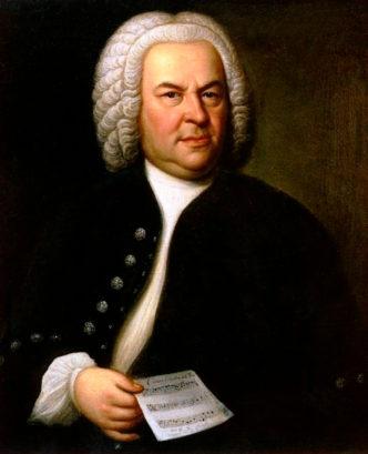 Portret van Johann Sebastian Bach (Elias Gottlob Haußmann, 1748)