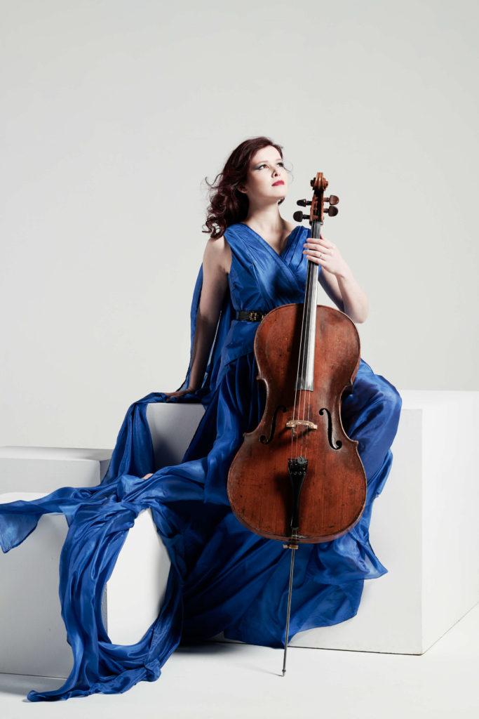 Celliste Maya Fridman (Foto: Brendon Heinst)