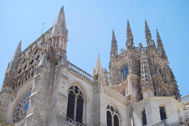 Kathedraal in Burgos