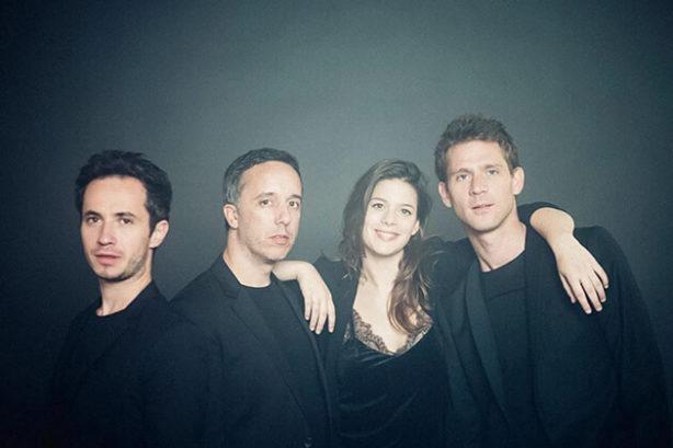 Quatuor Ebène (foto: Julian Mignot)