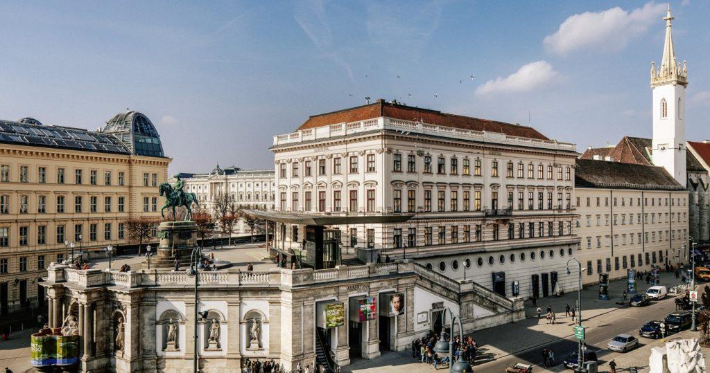 Het Albertina (Foto: WienTourismus/Paul Bauer)