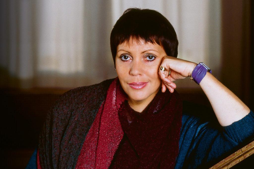 Lovende woorden van mezzosopraan Brigitte Fassbaender (Foto: Siegfried Lauterwasser/Deutsche Grammophon)