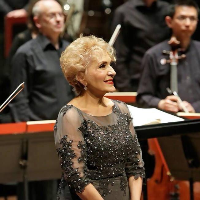 Nelly Miricioiu, één van de illustere laureaten van het IVC