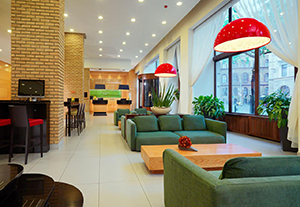 Courtyard by Marriott Budapest City Center, Boedapest