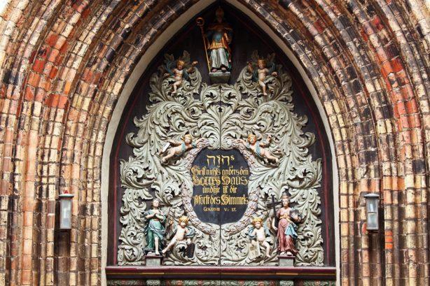 Nikolai Kirche, Stralsund