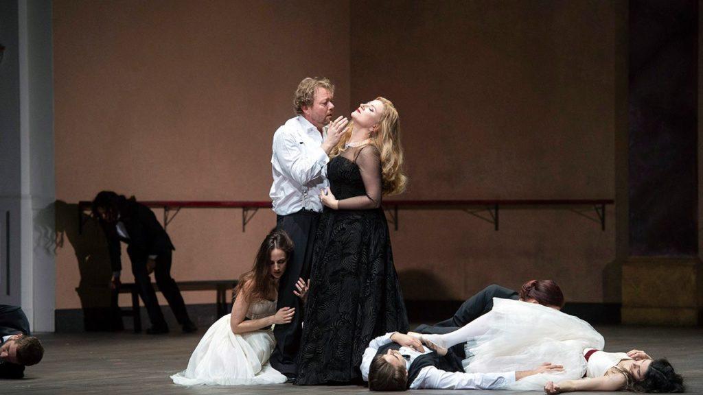 Beste productie van het seizoen 2018/2019: Tannhäuser (Foto: Monika Rittershaus/De Nationale Opera)