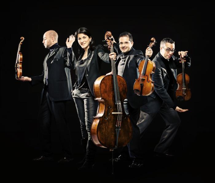 Cuarteto Quiroga (Foto: Josep Molina)