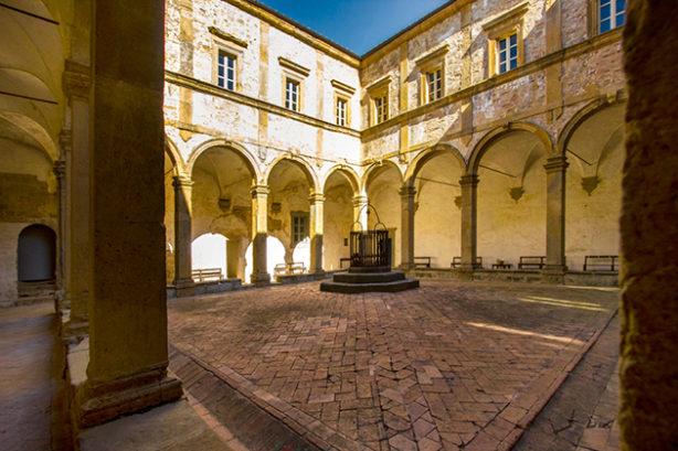 Badia Camaldolese, Volterra