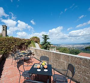 Hotel San Lino, Volterra