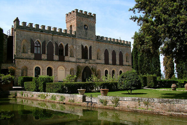 Villa Viti, Mazzola