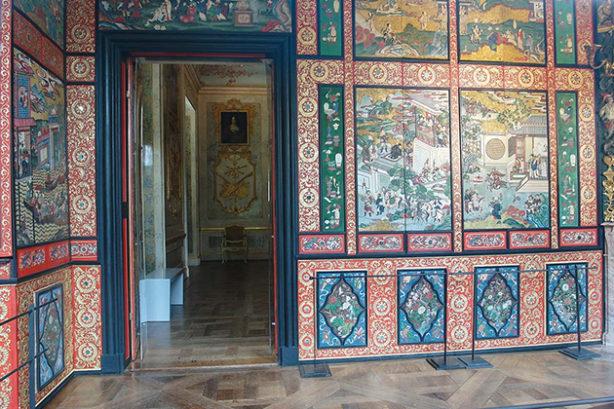Japans kabinet in de Eremitage, Bayreuth