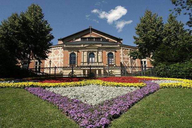 Festspielhaus, Bayreuth
