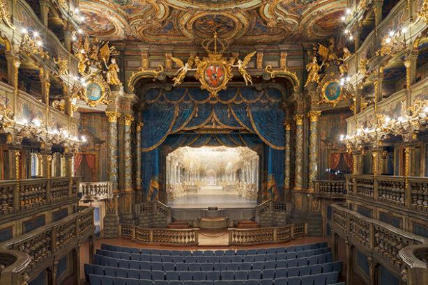 Markgräflisches Opernhaus, Bayreuth
