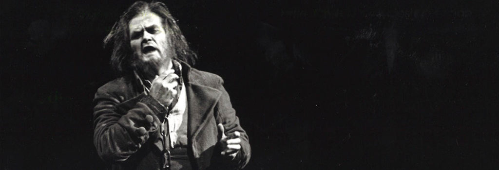 Jon Vickers als Florestan, één van zijn glansrollen