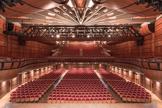Het Auditorium di Milano, bijgenaamd 'La Verdi'