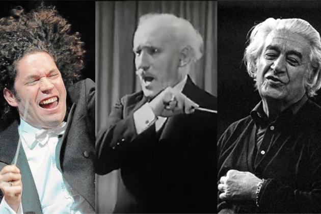 Dudamel - Toscanini - Celibidache