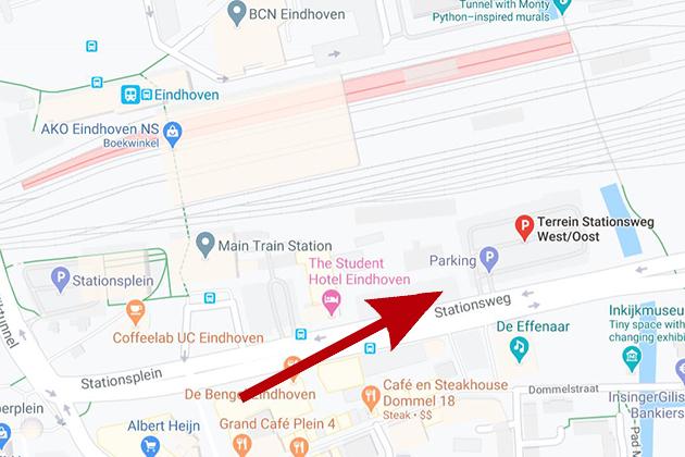 Opstapplaats Eindhoven