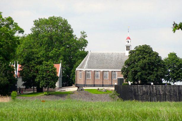 Enserkerk, Schokland