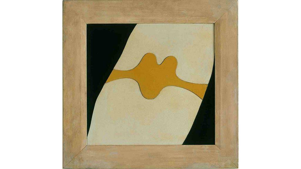 Les lèvres / Die Lippen (Jean Arp, 1926)