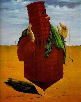 Ubu imperator (Max Ernst, 1923)