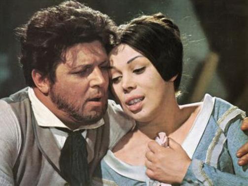 Puccini's La bohème in de verfilming van Zeffirelli uit 1965