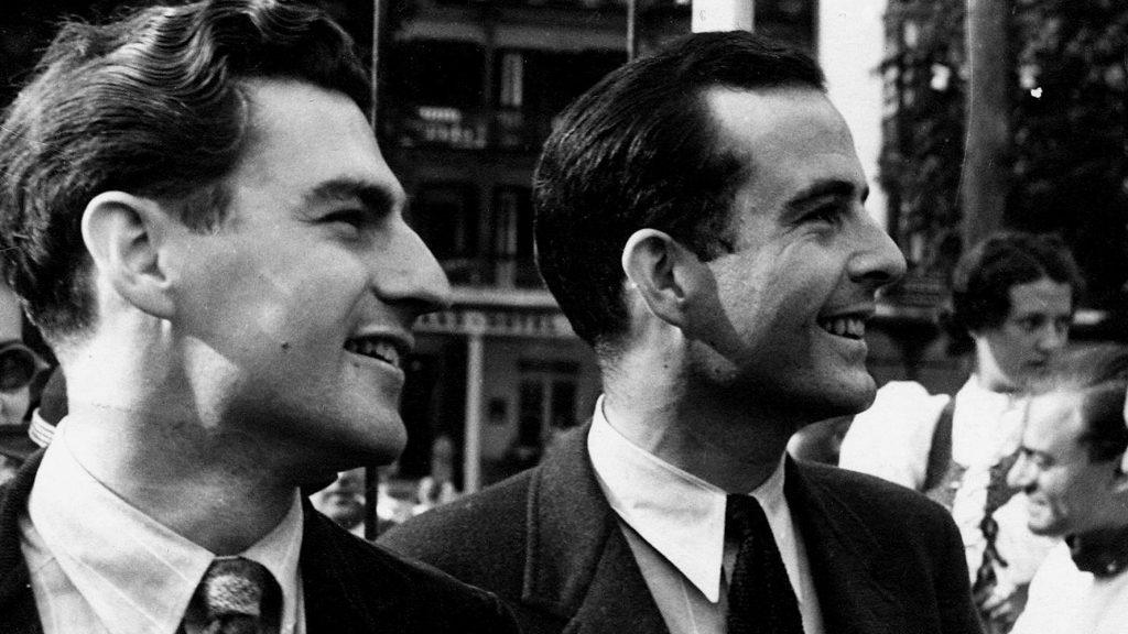 Menotti en Barber, zomer 1936