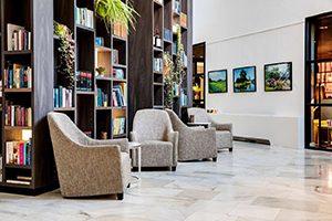 NH Hotel Jan Tabak, Bussm