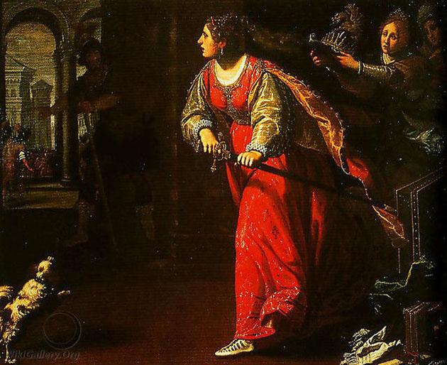 Semiramis (Matteo Rosselli, ca 1623)
