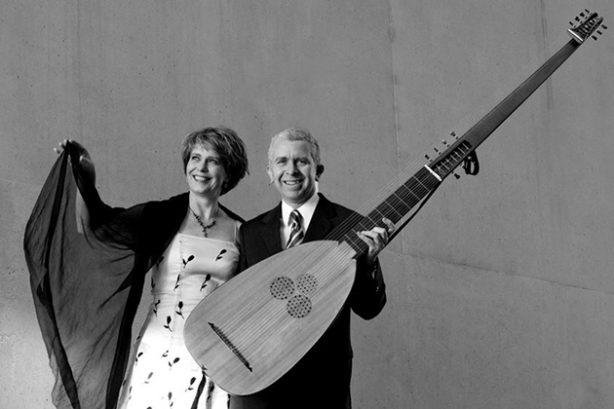 Johannette Zomer en Fred Jacobs