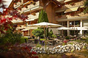 Hotel Gstaaderhof, Gstaad