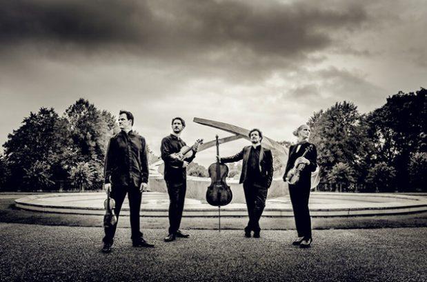 Navarra String Quartet (foto Andrej Grilc)