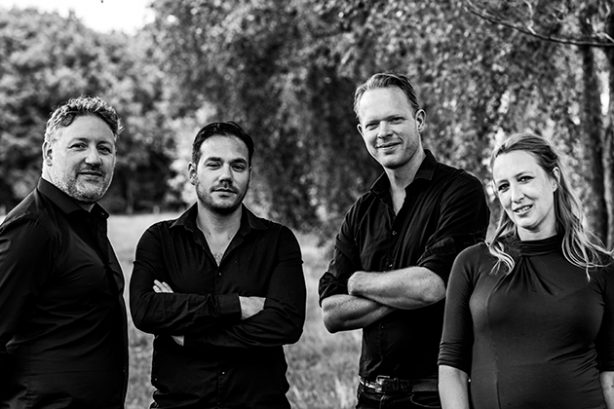 Matangi Quartet (foto De Schaapjesfabriek)