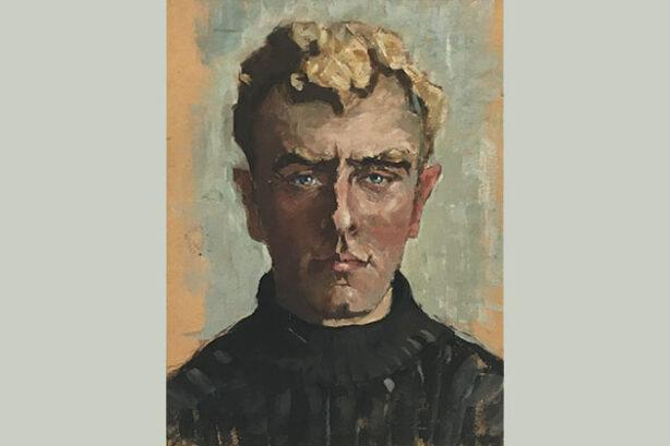 Evert Ekker jr (Lucie van Dam van Isselt jr, ca 1920)