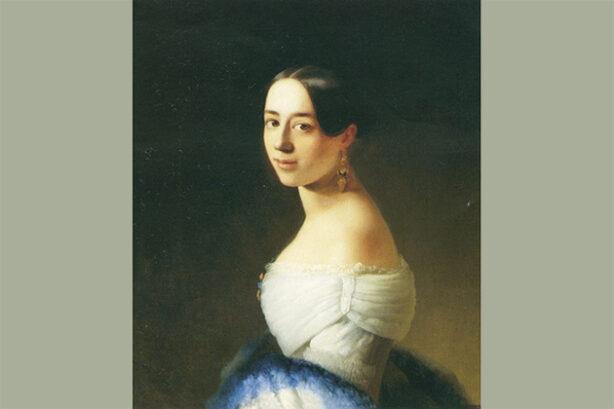 Pauline Viardot (Timoleon von Neff, 1842)