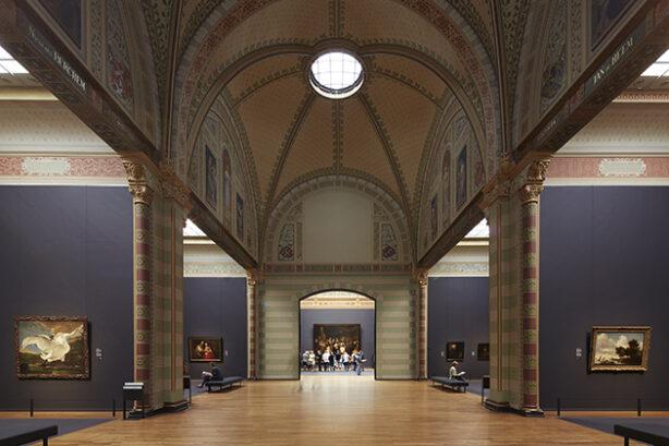 Eregalerj in het Rijkmuseum, 2015 (foto Erik Smits)