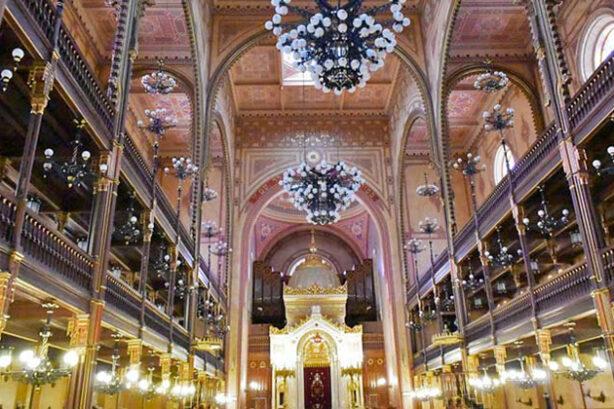 Grote Synagoge, Boedapest