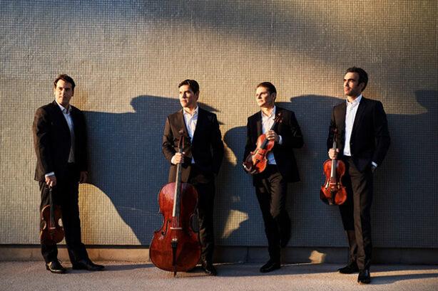 Quatuor Modigliani (foto Jérome Bonnet)