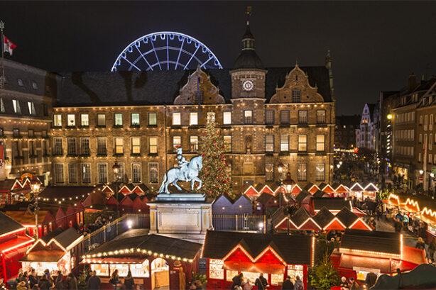 Weihnachten, Düsseldorf