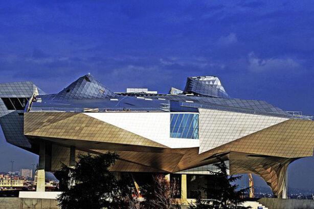 Musée'des confluences, Lyon