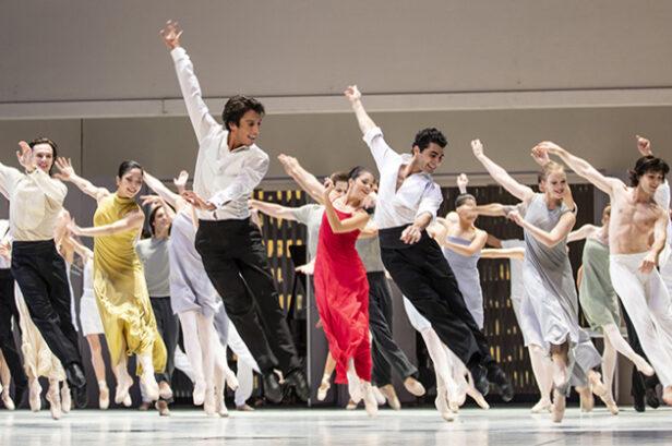 Bernstein Dances (© Kiran West)