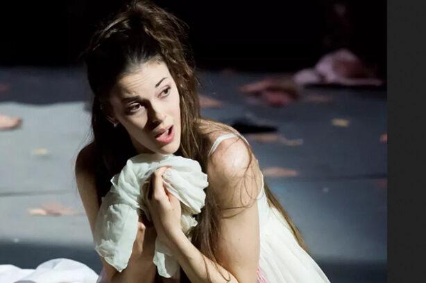 Zuzana Markova als Lucia di Lammermoor - foto Cédri Delestrade